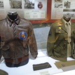 Original flying tigers jacket & uniform donated to the museum.