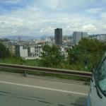 Arriving in Dali