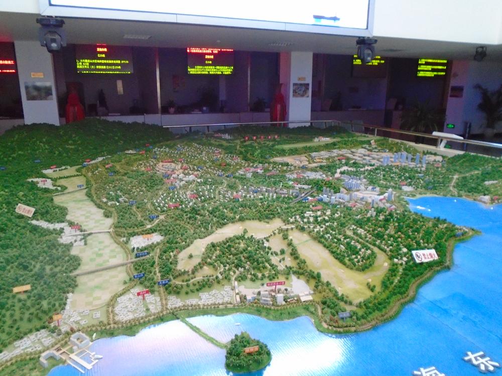 The future city of Dali